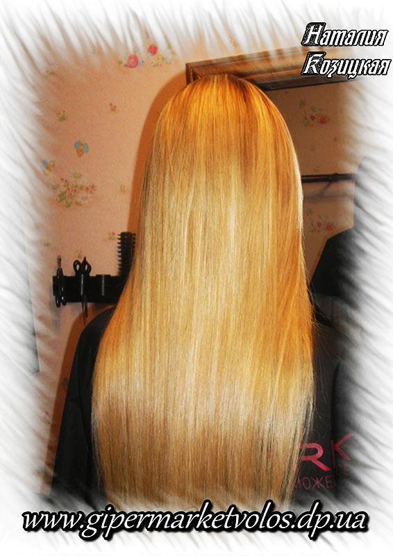 Наращивание волос в челябинске цены